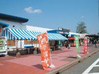 岩手山サービスエリア(上り)・写真