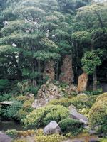 深田氏庭園・写真