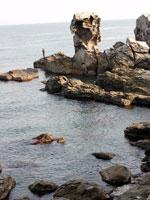 夏泊海岸・写真