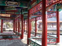 中国庭園 燕趙園・写真
