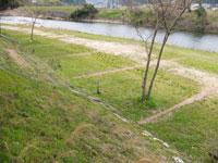 用瀬町運動公園カヌー水辺公園・写真