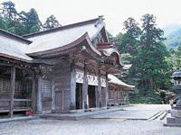 大神山神社奥宮・写真