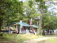 豪円山野営場・写真