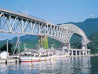 境水道大橋・写真