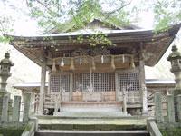 逢坂八幡神社・写真