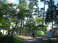 森の国「いこいの森キャンプ場」・写真