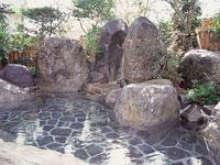 鹿野温泉・写真