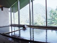 大山伽羅温泉・写真
