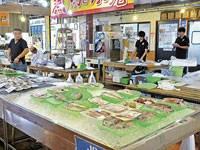 JF鳥取県漁協かろいち店・写真
