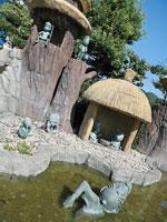 河童の泉・写真