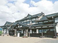旧大社駅・写真