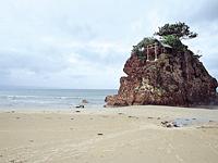 稲佐の浜・写真
