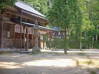 玉作湯神社・写真