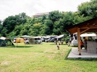 雲南市健康の森(キャンプ場)