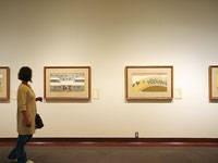 津和野町立安野光雅美術館・写真