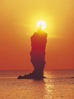 ローソク島遊覧船・写真