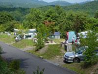 津黒高原キャンプ場・写真