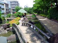 西川緑道公園・枝川緑道公園・写真