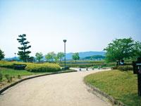 備中高松城址公園・写真