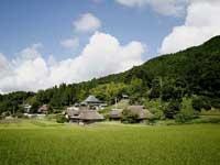 八塔寺ふるさと村・写真
