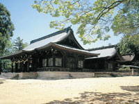 吉備津彦神社・写真