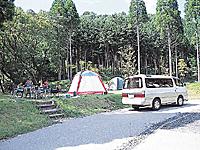 トム・ソーヤー冒険村 津谷キャンプ場・写真