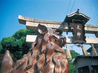 天津神社・写真
