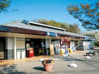 鴻ノ池サービスエリア(上り)・写真