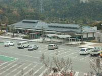 鴻ノ池サービスエリア(下り)