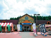 蒜山高原サービスエリア(下り)・写真
