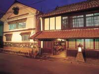 賀茂泉酒造(見学)・写真