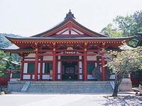 嚴島神社宝物館・写真