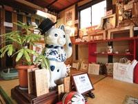 招き猫美術館in尾道・写真