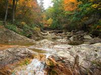 石ヶ谷峡・写真
