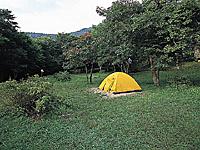 休暇村吾妻山ロッジキャンプ場・写真