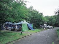 もみのき森林公園オートキャンプ場・写真