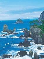 青海島・写真