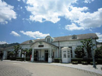 萩市自然と歴史の展示館・写真