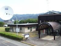 KDDIパラボラ館・写真