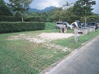 秋吉台オートキャンプ場・写真