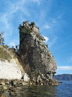 立岩・写真