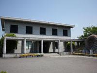 美祢市化石館・写真