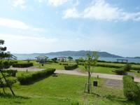 伊上海浜公園オートキャンプ場・写真