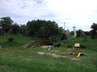 伏馬山ネムの丘キャンプ場・写真