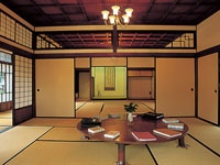 伊藤博文別邸・写真