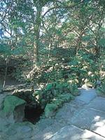 笠山の風穴・写真