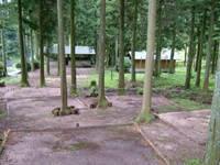 周南市烏帽子岳ウッドパークキャンプ場・写真