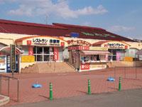 美東サービスエリア(上り)