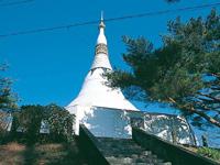 パゴダ平和記念塔・写真