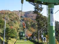剣山観光登山リフト・写真